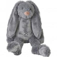 Happy horse - plush toy 58 cm. grey