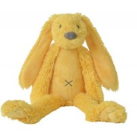Happy horse - plush toy Richie yellow 58 cm.