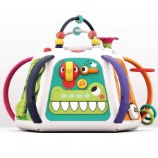 HOLA Бебешки интерактивен кът за игра Горски животни