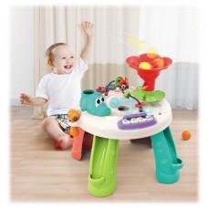 HOLA Бебешка маса за игра, учене и опознаване