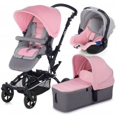 Jane Baby stroller 3 in 1 Epic Micro Koos Isize Swan