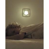 Jane Нощна лампа със сензор за контакт