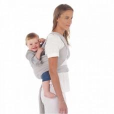 Jane Cocoon Baby Wrap Sling, Greyland