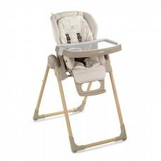 Jane Folding High Chair Mila Nature Edition