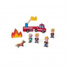 Janod Mini stroy Firefighters