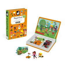 Janod Magnetic book 4 Seasons