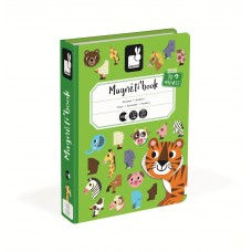 Janod Magnetic book Animals