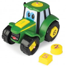John Deere Learn and Play Johnny Tractor