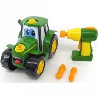 John Deere Тракторът Джони за сглобяване