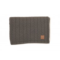 Kaiser Quilly Baby blanket anthracite