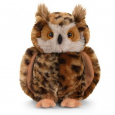 Keel Toys Owl brown