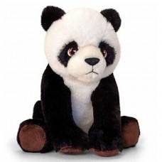 Keel Toys Екологична плюшена играчка Панда 25 см