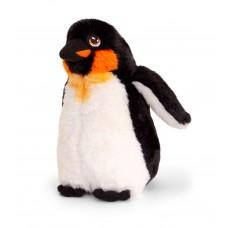 Keel Toys Екологична плюшена играчка Императорски пингвин 20 см