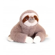 Keel Toys Екологична плюшена играчка Ленивец 25 см