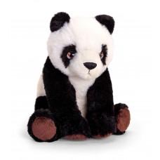 Keel Toys Екологична плюшена играчка Панда 18 см