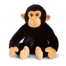 Keel Toys Екологична плюшена играчка Шимпанзе 25 см