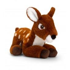 Keel Toys Екологична плюшена играчка Сърна 22 см