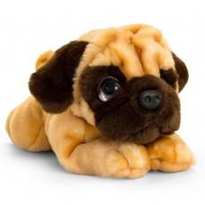 Keel Toys Puppy Pug 37 cm