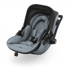 Kiddy Car seat Evoluna i-Size (0-13kg) with Isofixbase Polar grey