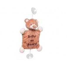 Kikka Boo Baby on Board bear