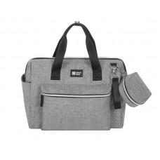 Kikka Boo Maxi Mama Bag, grey