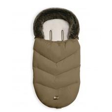 Kikka Boo Footmuff for stroller Luxury Fur, green