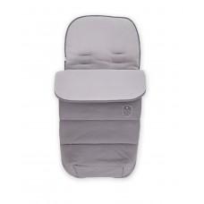 Kikka Boo Footmuff for stroller Embroidered grey