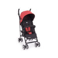 Kikkaboo Beetle Baby Stroller, red