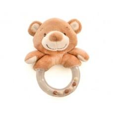 Kikka Boo Plastic rattle bear