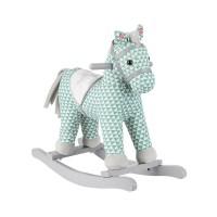 Kikka Boo Baby rocker Little horse, green