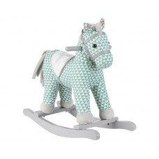 Kikka Boo Baby rocker Little horse, green