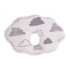 Kikka Boo Cloud ergonomic pillow print