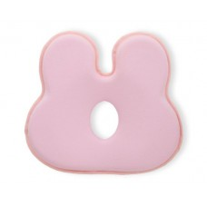 Kikka Boo Bunny ergonomic pillow pink