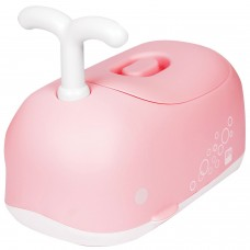 Kikka Boo Potty Whale Pink