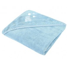 Kikka Boo Embroidery Hooded Towel