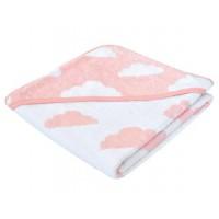 Kikka Boo Clouds Hooded Towel