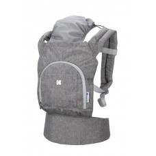 Kikka Boo Hoody Baby Carrier grey