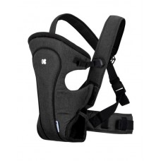 Kikka Boo Tess Baby Carrier black