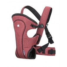Kikka Boo Tess Baby Carrier red