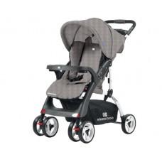 Kikkaboo Airy Baby Stroller Beige Melange