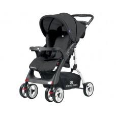 Kikkaboo Airy Baby Stroller Dark Grey Melange