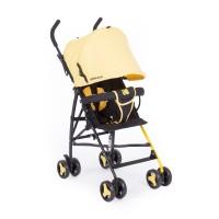 Kikkaboo Лятна бебешка количка Fresh жълта