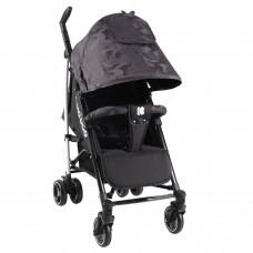 Kikkaboo Kingsy Baby Stroller, black