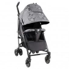 Kikkaboo Kingsy Baby Stroller, grey