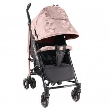 Kikkaboo Kingsy Baby Stroller, pink