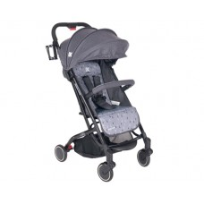 Kikkaboo Libro Baby Stroller grey