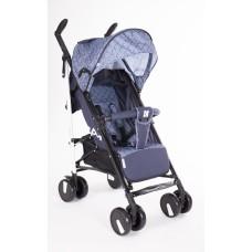 Kikkaboo Лятна бебешка количка Quincy blue