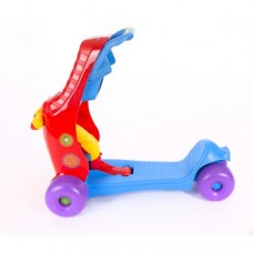 Kikka Boo Ride-on car 3 in 1 red