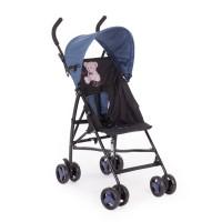 Kikkaboo Лятна бебешка количка Sunny синя