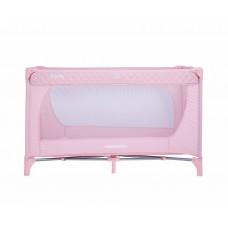 Kikka Boo Travel cot Medley pink